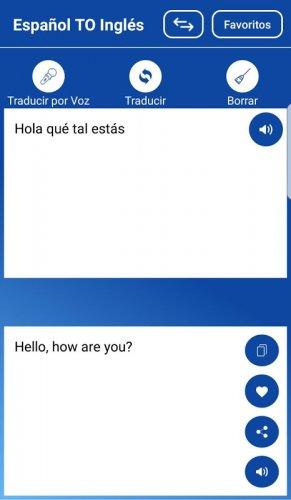 Traductor Español Ingles/Inglés Español Voz Texto 1.7 تنزيل APK للأندرويد |  Aptoide