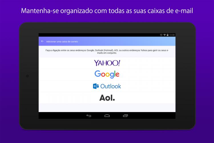 Yahoo Mail - Organize-se screenshot 6