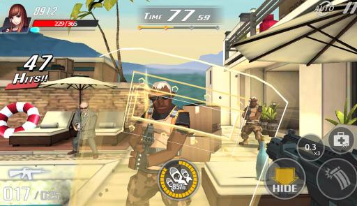 Over Touch : Gun Shooting screenshot 15
