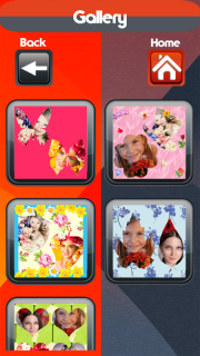 Flowers Photo Collage screenshot 7