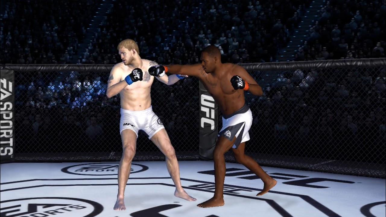 EA SPORTS UFC screenshot 1