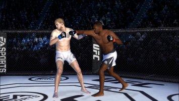 EA SPORTS UFC Screen