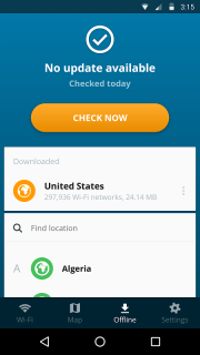 com.avast.android.wfinder screenshot 5