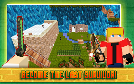 Survival Hungry Games screenshot 6
