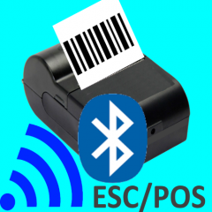 ESC/POS Barcode Bluetooth Demo 1 0 2 Download APK for Android - Aptoide
