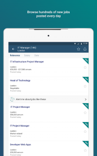 Jobsite - Find UK jobs and careers around you screenshot 5