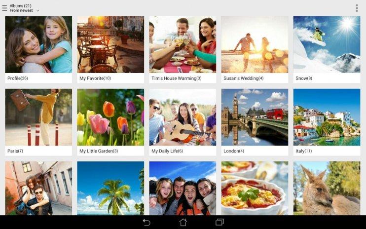 ASUS Gallery 2 7 0 394_190617 Android - Aptoide için APK indir