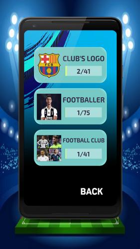 FIFA 20 and PES 2020 - Guess the Footballer! screenshot 4