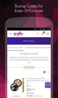 Purplle-Online Beauty Shopping App screenshot 5