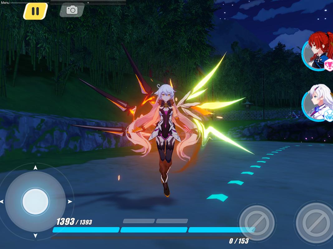 Honkai Impact 3rd screenshot 1