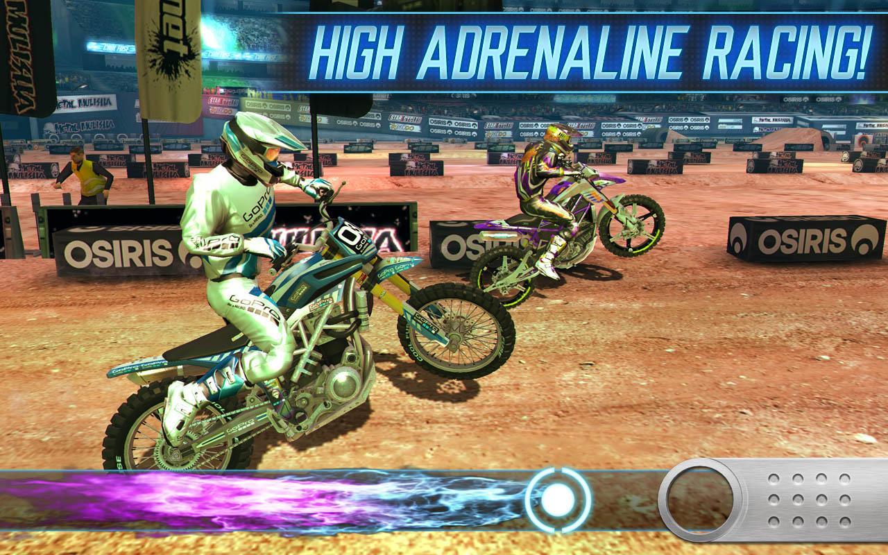 MOTOCROSS MELTDOWN screenshot 1