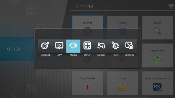 Ugoos TV Launcher 1 4 7 Download APK for Android - Aptoide