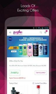 Purplle-Online Beauty Shopping App screenshot 3