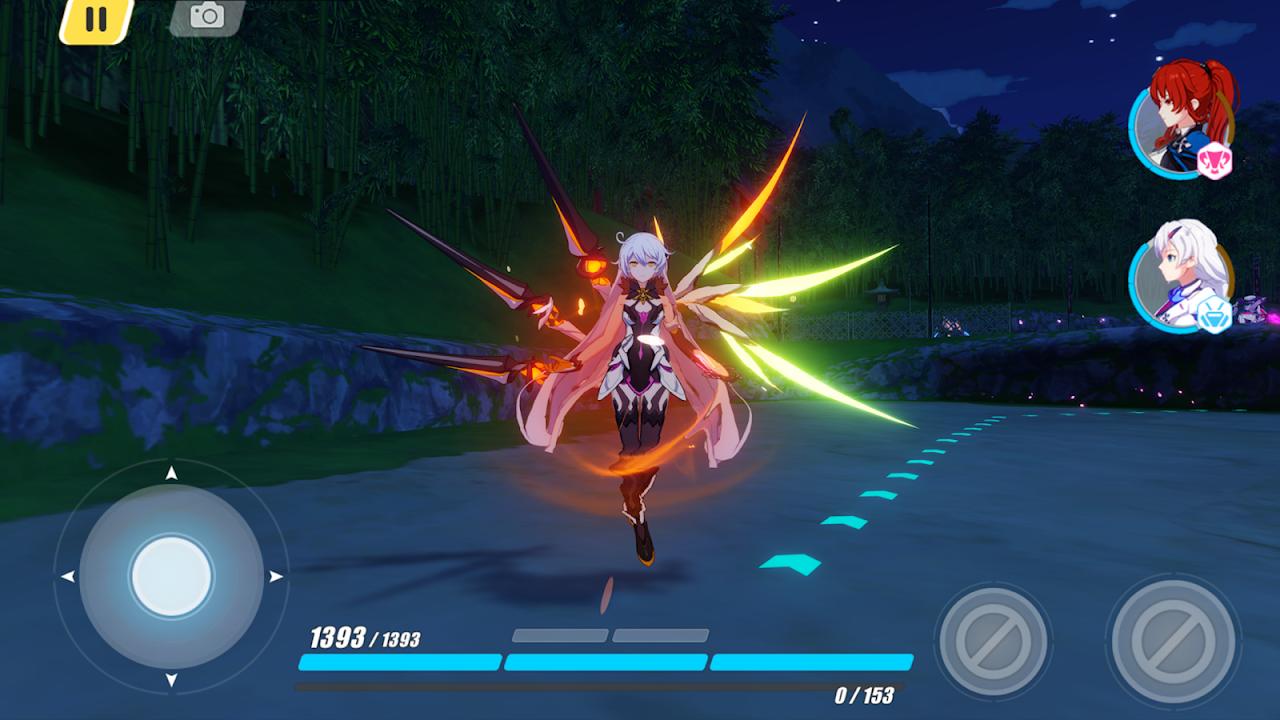 Honkai Impact 3rd screenshot 2