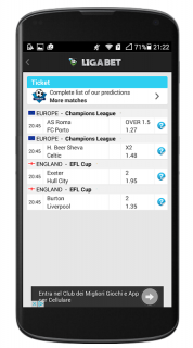 Football predictions 3 2 1 Download APK for Android - Aptoide