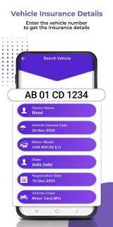Vehicle Info - Vehicle Owner Details screenshot 2