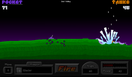 Pocket Tanks screenshot 23