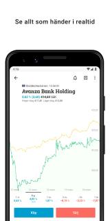 Avanza screenshot 4