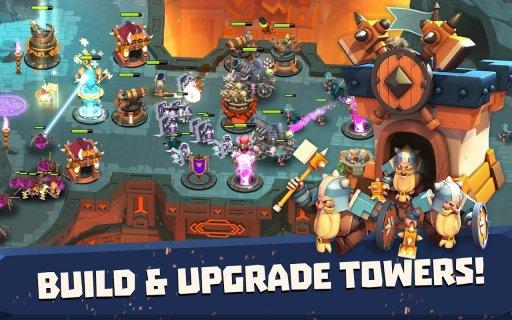 Castle Creeps TD screenshot 6
