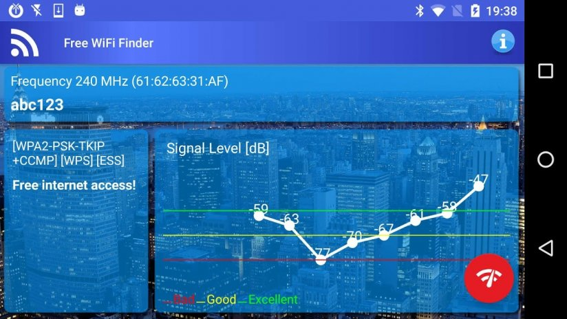 Free WiFi Internet Finder 2 5 7 Download APK for Android