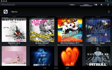 poweramp music player trial screenshot 4