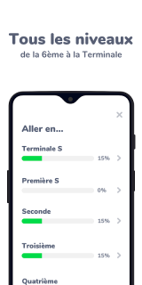 Kartable : Cours, Exos, Bac screenshot 2