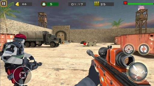 Counter Terrorist - Gun Shooting Game screenshot 3