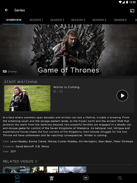 HBO screenshot 6