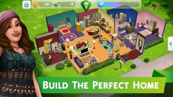 The Sims™ Mobile Screen
