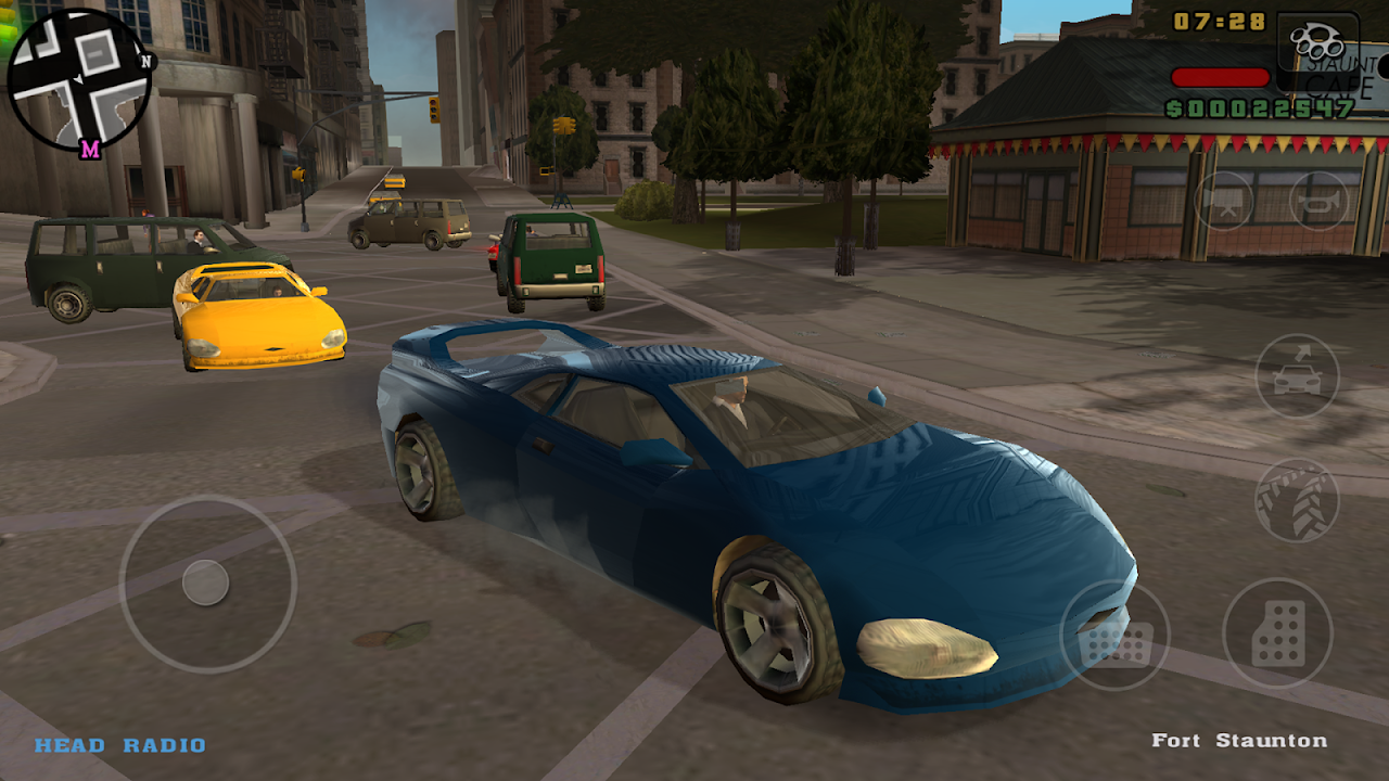 GTA: Liberty City Stories screenshot 2