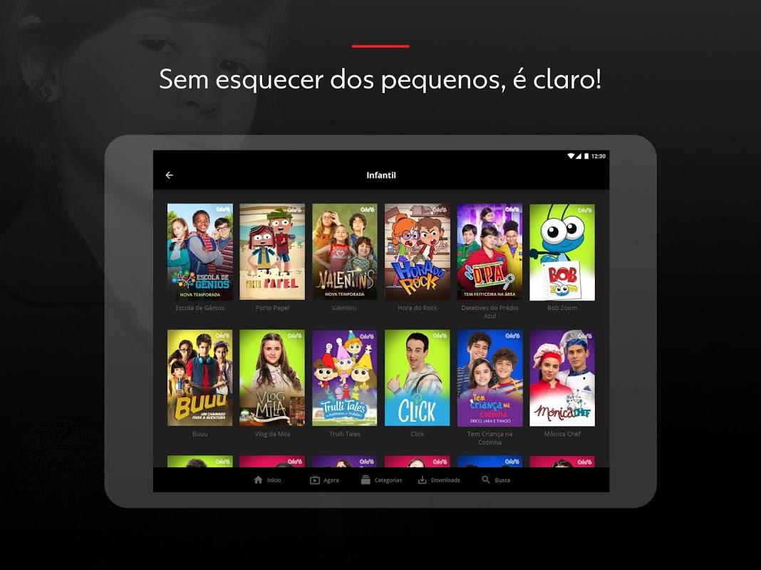 Globoplay screenshot 11