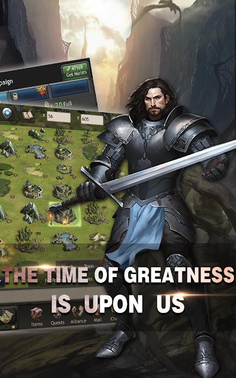 Elves vs Dwarves screenshot 1