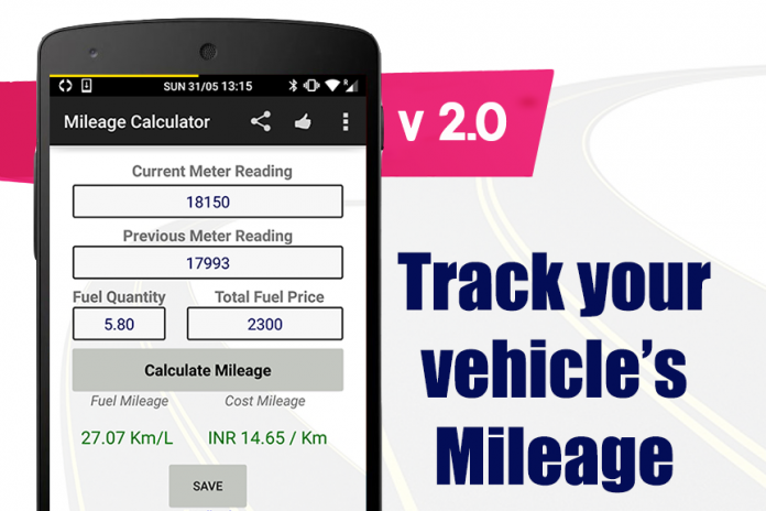 mileage calculator 2 8 1 download apk for android aptoide