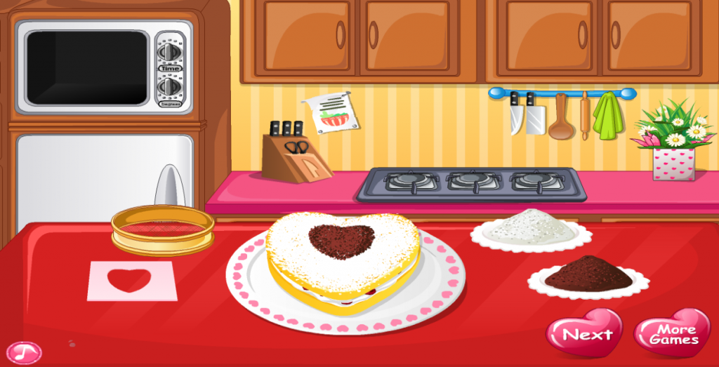 Cake Baking Games Online Play