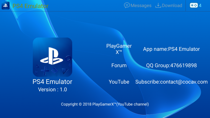 Ps4 Emulator Apk Free Download idea gallery