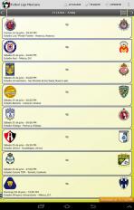 soccer mexican league screenshot 7