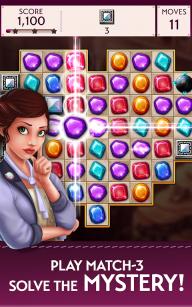 Mystery Match – Puzzle Adventure Match 3 screenshot 1