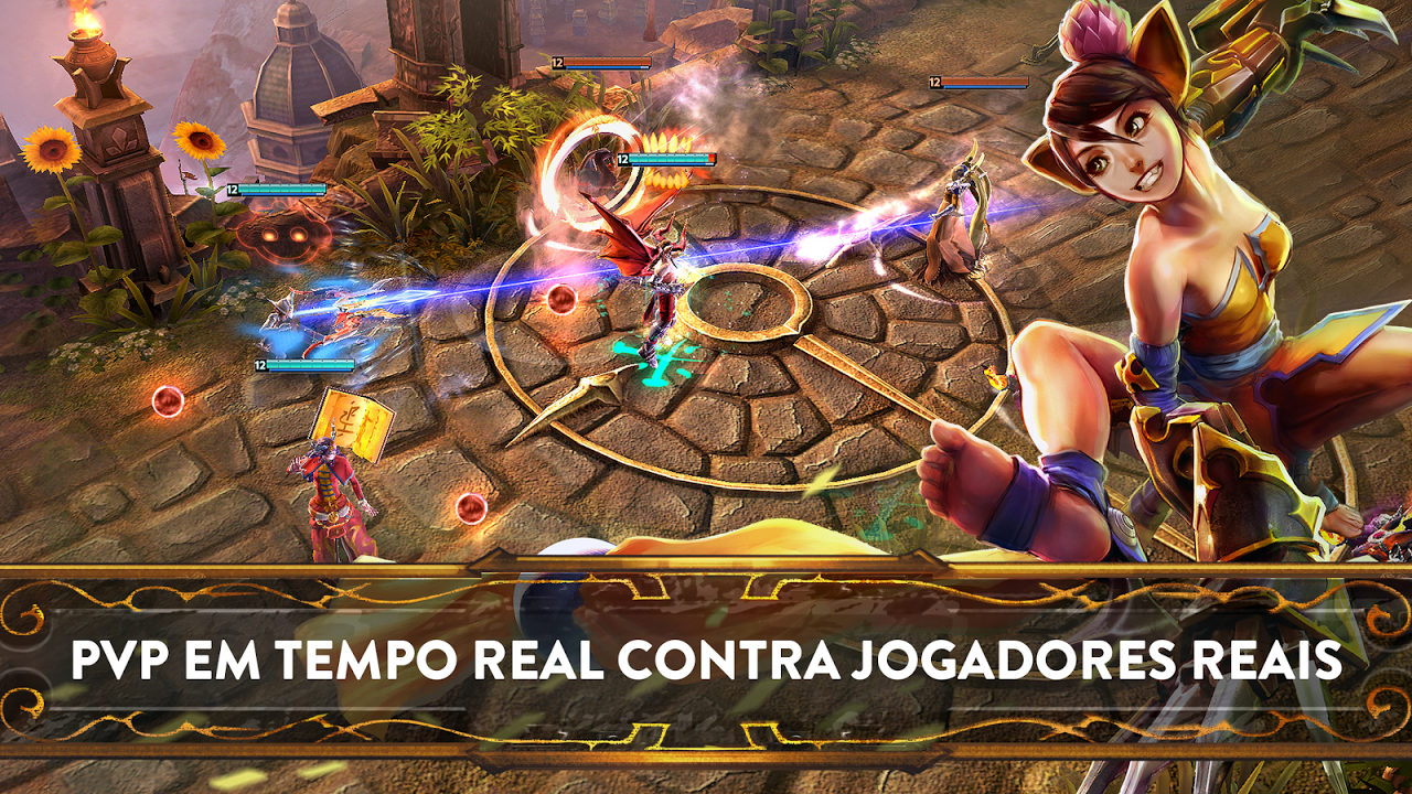 Vainglory 4 5 0 (95553) Download APK para Android | Aptoide