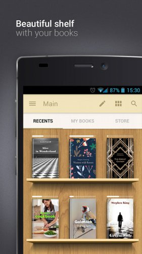 eReader Prestigio: Book Reader screenshot 15