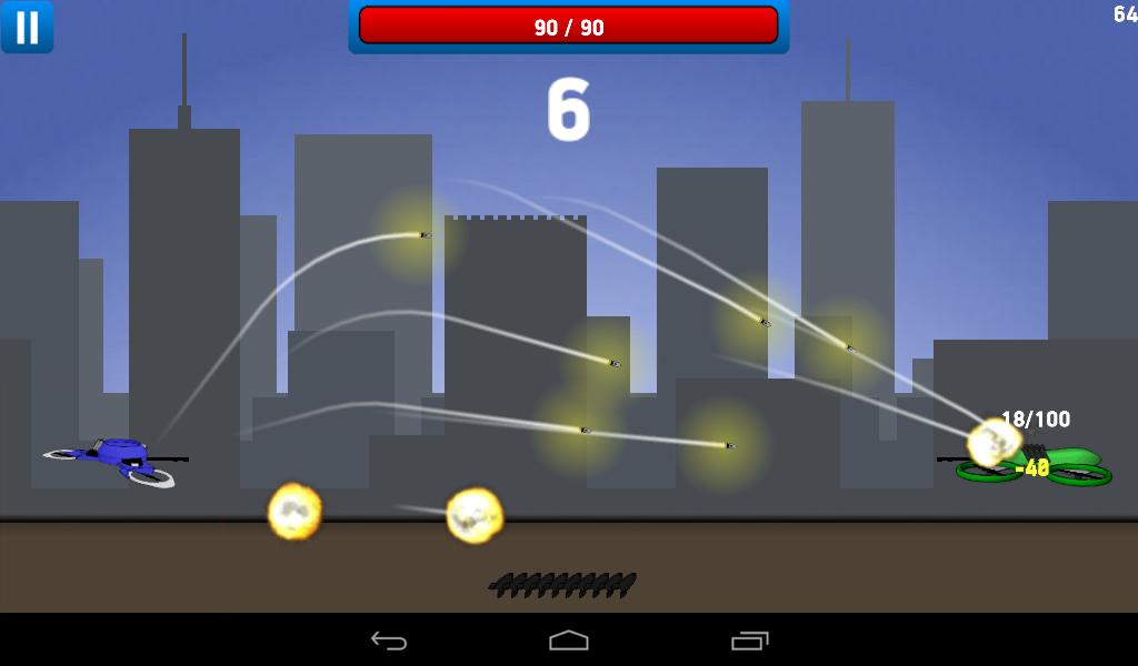 War Droids screenshot 2
