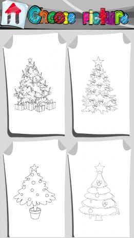 Noel Ağacı Boyama Kitabı 14 Android Aptoide Için Apk Indir