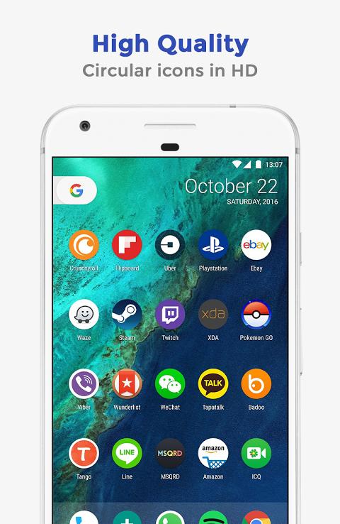 Pixel Icon Pack - Premium HD screenshot 1