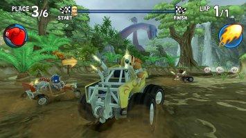 Beach Buggy Racing Screen