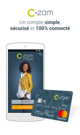 Carte Carrefour C Zam.C Zam 1 5 2 Download Apk For Android Aptoide