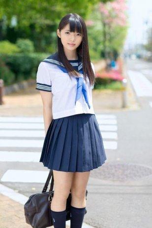 Hot girls in uniform — photo 6