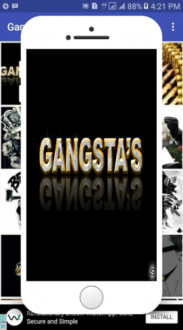 Gangsta Wallpapers Screenshot 6