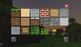 Craft Exploration Survival PE Screenshot