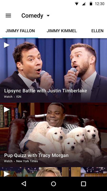 AT&T Live 2.0 screenshot 2