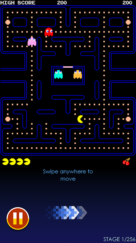 PAC-MAN screenshot 1