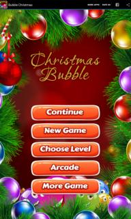 Bubble Christmas screenshot 5